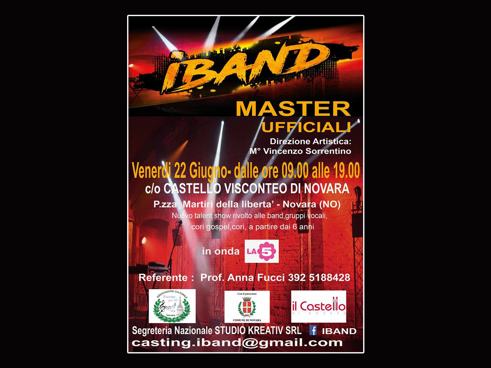 Foto iBand
